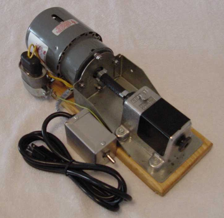 Motor Upgrades for Gracey Trimmers